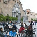 Plaza de la Universidad. GRANADA. Andalucia. España