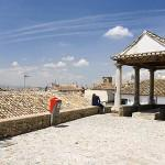 Antiguo lavadero en la plaza de Puerta del Sol. Barrio del Realejo. GRANADA. Andalucia. España