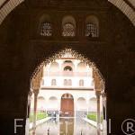 Palacio de Comares. La Alhambra, UNESCO. Ciudad de GRANADA. Andalucia. España