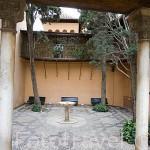 Patio de La Reja. Realizado en 1654. La Alhambra, UNESCO. Ciuda de GRANADA. Andalucia. España