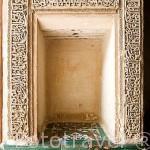 Taca en el Patio de la Acequia. Palacio del Generalife. La Alhambra, UNESCO. Ciudad de GRANADA. Andalucia. España