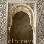 Taca. Palacio de Comares. La Alhambra,UNESCO. Ciudad de GRANADA. Andalucia. España