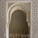 Taca. Palacio de los Leones. La Alhambra,UNESCO. Ciudad de GRANADA. Andalucia. España