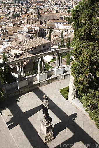 Fundación Rodriguez Acosta. Barrio del Realejo. Ciudad de GRANAD