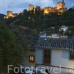 Plazuela de Carvajales. GRANADA. Andalucia. España