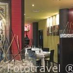 Restaurante Casa Andres. BAILEN. Jaen. Andalucia. España