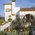 Casa rural Villa Matilde. A 18 km de ANDUJAR. Jaen. Andalucia. España