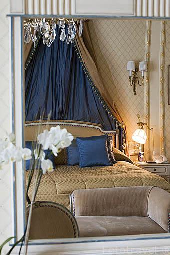 Habitación suite del hotel Ritz. MADRID. España