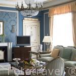 Salón. Suite del hotel Ritz. MADRID. España