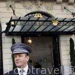 Conserje. Hotel Ritz. MADRID. España