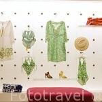 Tienda boutique de Diane Von Furstemberg. En Claudio Coello 14. MADRID. España