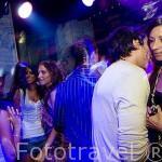 Discoteca Vanila. En Castellana 118. Madrid. España