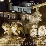 Las Cibeles. Madrid. España