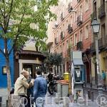 Chueca. Madrid. España