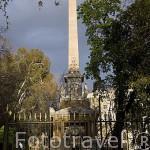 Monumento a los Caidos. Madrid. España