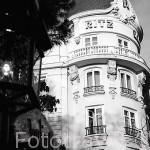 Edificio del hotel Ritz. Madrid. España