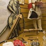 Museo Etnografico del pueblo de NUEVO BAZTAN. Comunidad de Madrid. España