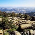 Zona de Majalasna. Valle de la Fuenfria. Sierra de Guadarrama. Comunidad de Madrid. España