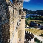 Castillo de MANZANARES EL REAL. Comunidad de Madrid. España