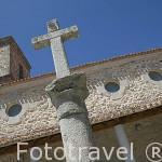 Iglesia Natividad de Nuestra Señora.s.XVI. NAVACERRADA. Sierra de Guadarrama. Comunidad de Madrid. España
