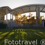 La Estufa Fria. Parque Juan Carlos I. Campo de las Naciones. Madrid. España