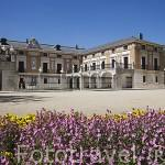 La Casa del Labrador. Jardines del Principe. Construida en 1803 por González para Fernando VII. Jardines de Aranjuez. ARANJUEZ. Comunidad de Madrid. España Spain