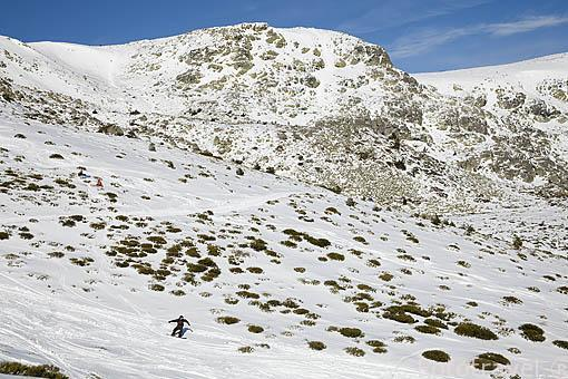 Parque Natural Circo y pico de Peñalara. Sierra de Guadarrama. Comunidad de Madrid. España