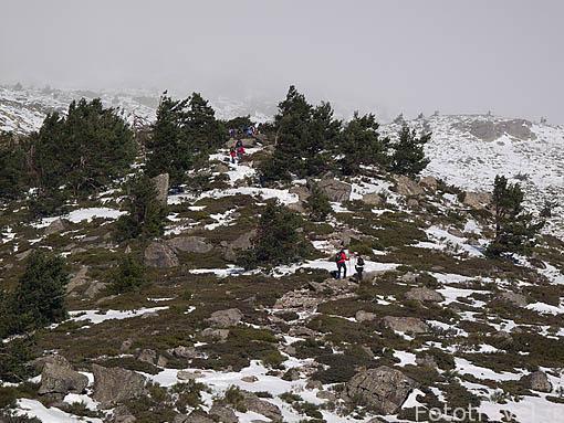 Parque Nacional de Peñalara. Sierra de Guadarrama. Comunidad de Madrid. España