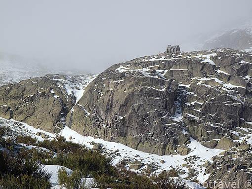 Refugio Zabala. Parque Natural de Peñalara. Sierra de Guadarrama. Comunidad de Madrid. España