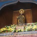 Sant Magi, patrono de la ciudad. TARRAGONA. Ciudad Patrimonio de la UNESCO. España