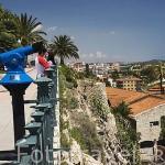 Balco del Mediterrani. TARRAGONA. Ciudad Patrimonio de la UNESCO. Mediterraneo. España