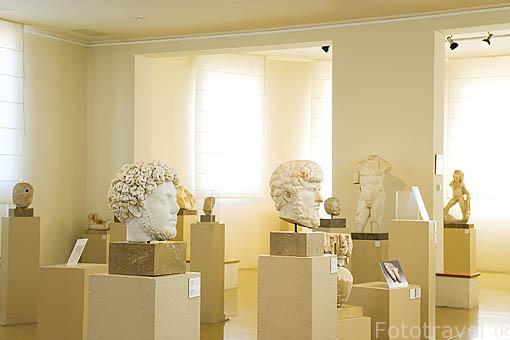 Museo Nacional Arqueologico. Plaza del Rei. TARRAGONA. Ciudad Patrimonio de la UNESCO. España