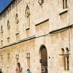 Edificio del claustro de la Catedral. TARRAGONA. Ciudad Patrimonio de la UNESCO. España