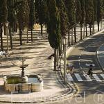 La Via del Imperio Romano. Via d´el Imperi Romá. TARRAGONA. Ciudad Patrimonio de la UNESCO. España