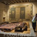 Museo en el interior del castillo de los Duques de Bretaña. Finales s.XV. Ciudad de NANTES. Región Pays de la Loire. FRANCIA. France