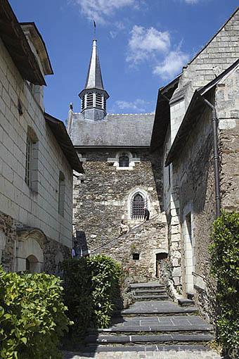Pueblo de BEHUARD. Comunidad de Savennieres. Región de Pays de Loire. Francia. France