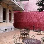 Exterior del museo St-John Perse.(Premio Nobel de Literatura) Casa de Souques Pages. Edificio histórico. POINTE A PITRE. Isla de Guadalupe. Francia
