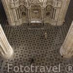 Interior de la catedral Nueva. SALAMANCA. Ciudad Patrimonio de la Humanidad, UNESCO. Castilla y León. España