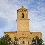 Iglesia mudejar. Población de CANTARACILLO. Comarca de La Armuña. Provincia de Salamanca. España. Spain