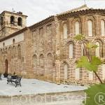 Iglesia mudejar de la población de PEÑARANDILLA. Provincia de Salamanca. España. Spain