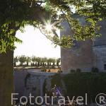 Castillo del Buen Amor, (hotel- posada), cerca de la población de TOPAS. Comarca de La Armuña. Provincia de Salamanca. España. Spain