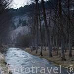 Parque Natural del Canón del rio Lobos. Soria. España