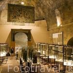 Museo diocesano de la catedral. TARRAGONA. Ciudad Patrimonio de la UNESCO. España