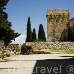 Torre del Arzobispo, s.XIV. Paseo arqueologico y murallas romanas, s.III - II a.C. TARRAGONA. Ciudad Patrimonio de la UNESCO. España