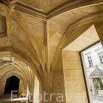 Convento des Recollets, s.XVII. Convertido en pequeño centro comercial. Ciudad de COGNAC. Francia
