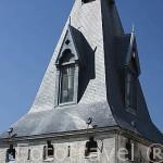 Torre de la alcaldia. Ciudad de ANGOULEME / ANGULEMA. Francia