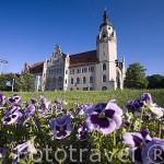 Edificio del Ayuntamiento de la ciudad de BYDGOSZCZ. Polonia