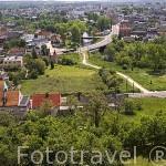 La poblacion de GOLUB DOBRZYN. Region de Kuyavia- Pomerania. Polonia