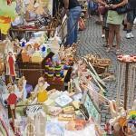 Mercado de la ciudad de GDANSK. Polonia