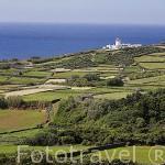 Bahia des Mos. Isla de TERCEIRA. Azores. Portugal